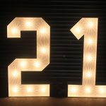 LIGHT UP NUMBERS